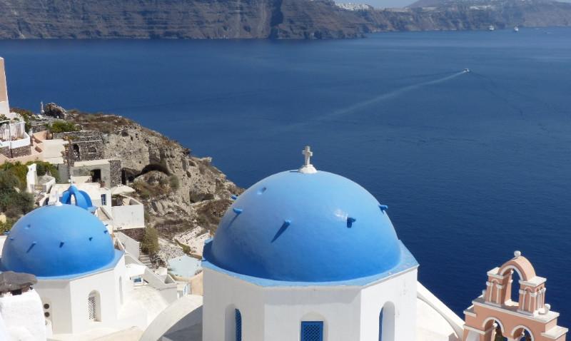 Görögország tengeren